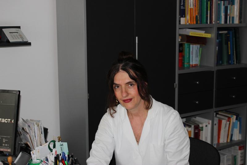 Dr. (IM Temeschburg) Maria Maasz Praktische Ärztin