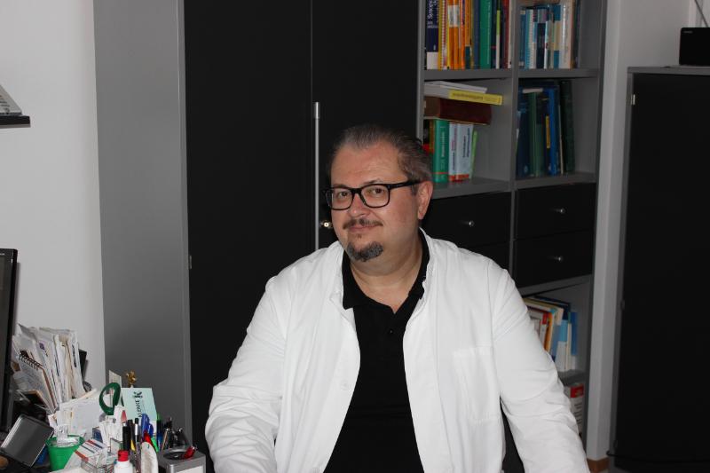 Dr. (IM Temeschburg) Norbert Maasz Praktischer Arzt